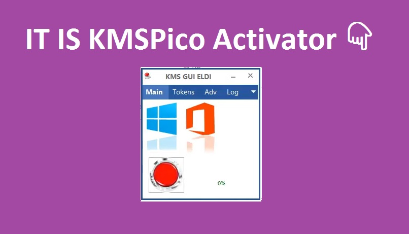 This is KMSPico Activator